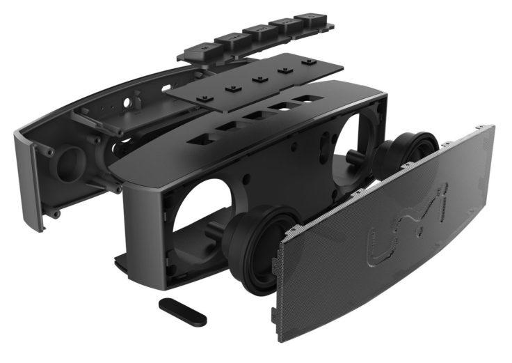 UMi BTS2 Bluetooth Speaker Komponenten