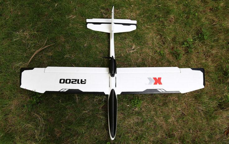 XK A12000 RC Flugzeug