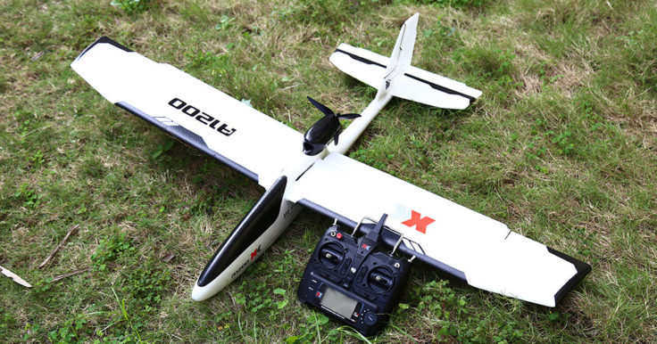 XK A1200 Ferngesteuertes Flugzeug
