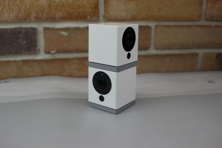 Xiaomi XiaoFang IP Camera iSC5 Kameras kombiniert