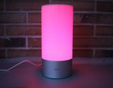 Xiaomi Yeelight Nachttischlampe Rot
