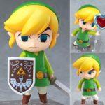 Zelda Link Actionfigur