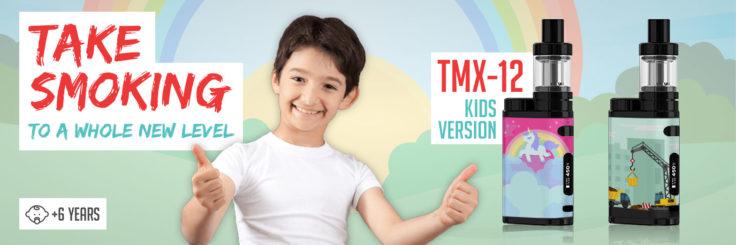 TMX-12 E-Zigarette
