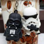 Darth Vader & Stormtrooper Schlüsselanhänger