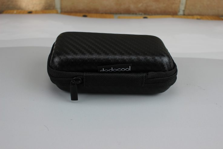 dodocool sports In-Ears Transporttasche