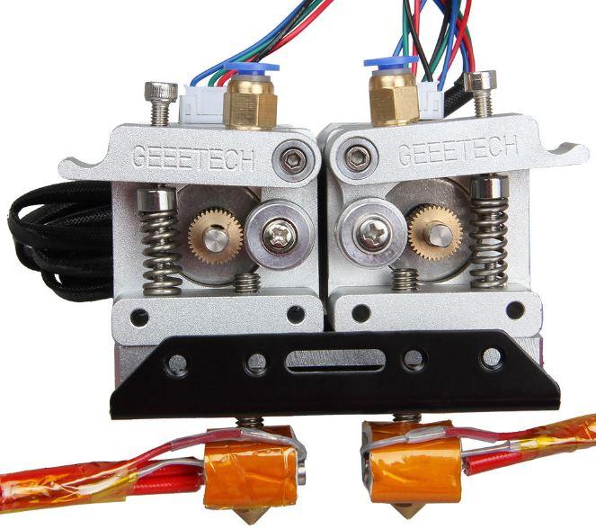 Dual Extruder MK8
