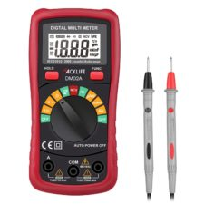 Tacklife DM02A Digital Multimeter