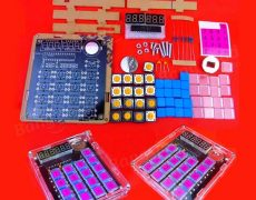 DIY Taschenrechner