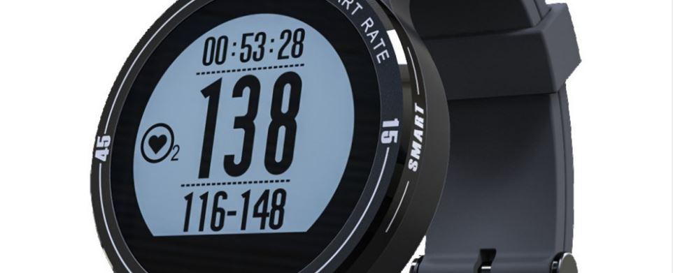 Makibes Aerobic A1 smarte Sportuhr mit Aerobic Funktion