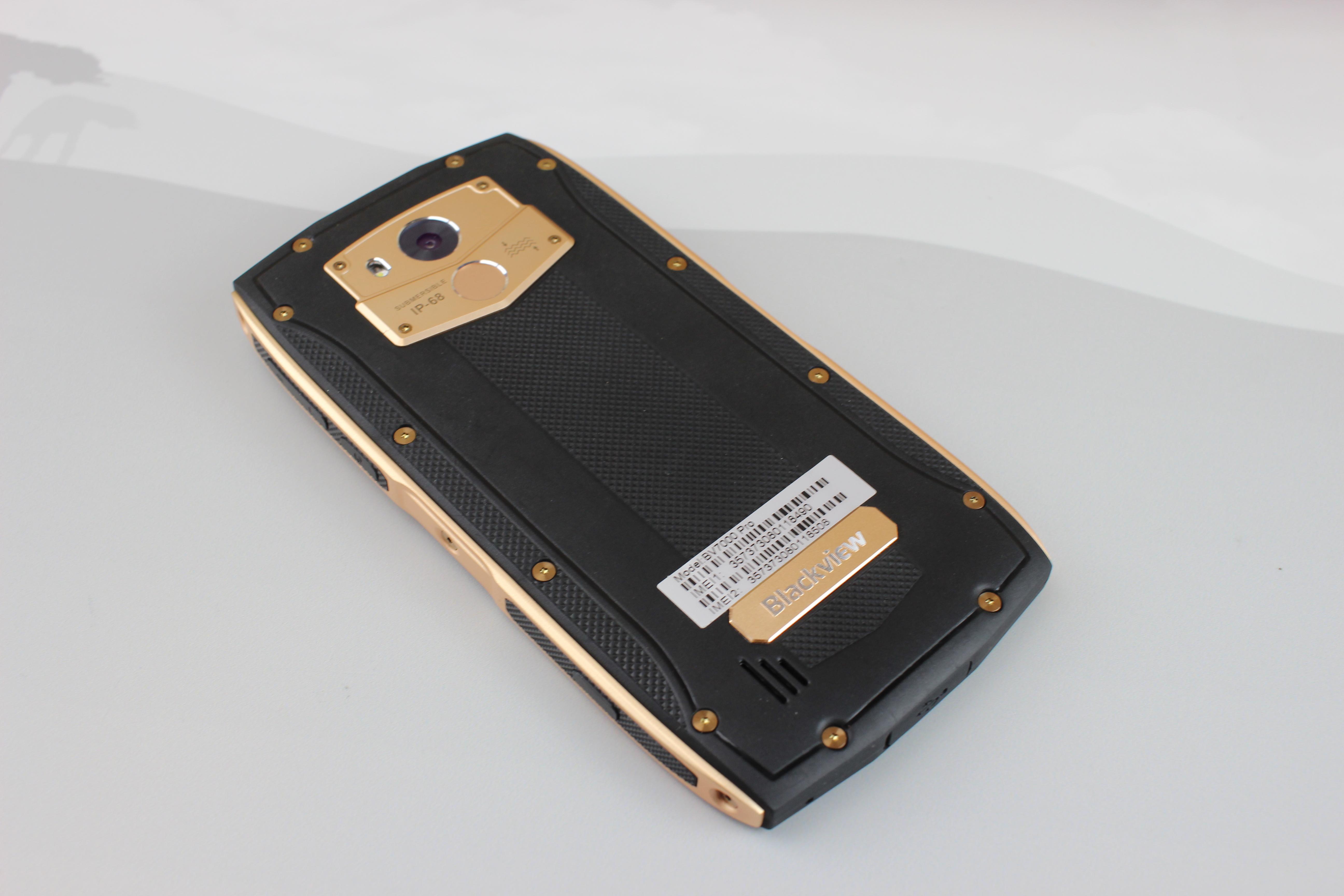 Blackview bv7000 pro im test: outdoor smartphone test mit videoreview