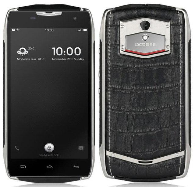 Doogee T5 Lite Outdoor Smartphone