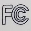 FCC-Kennzeichen - Klein