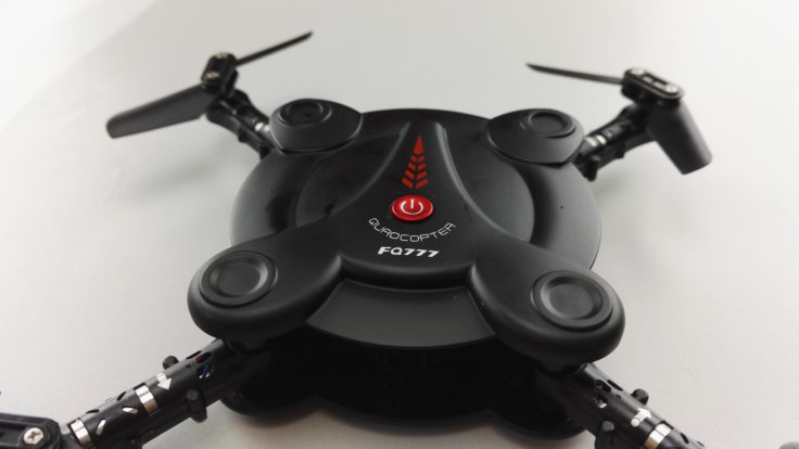 FQ777 FQ17W Drohne