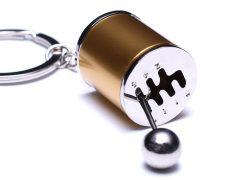 Schaltgetriebe-Schlüsselanhänger