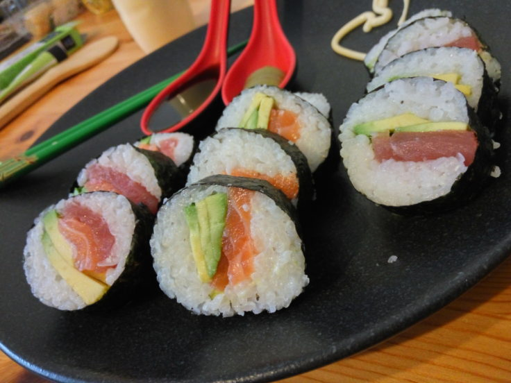 Sushezi Sushi Bazooka Endprodukt