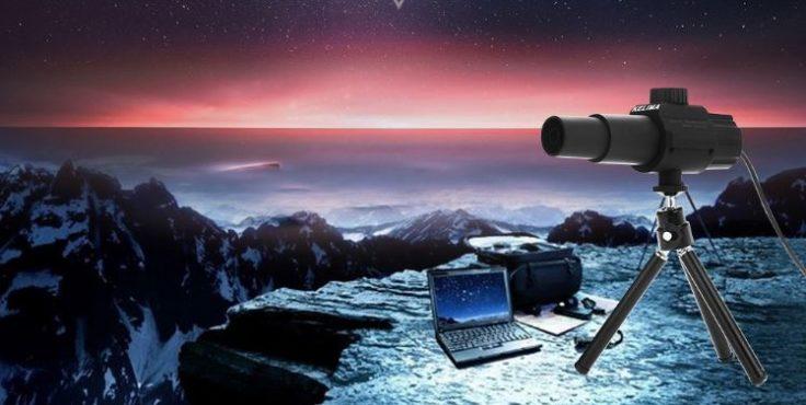 Kelima Digitales Teleskop Outdoor