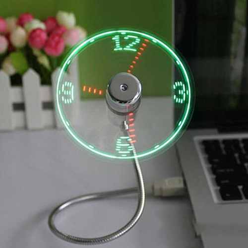 USB Ventilator mit LED