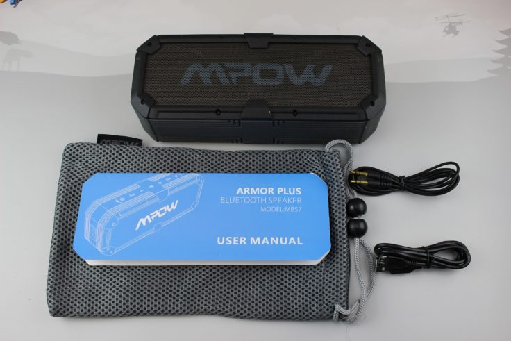 Mpow Armor Plus MBS7 Verpackung