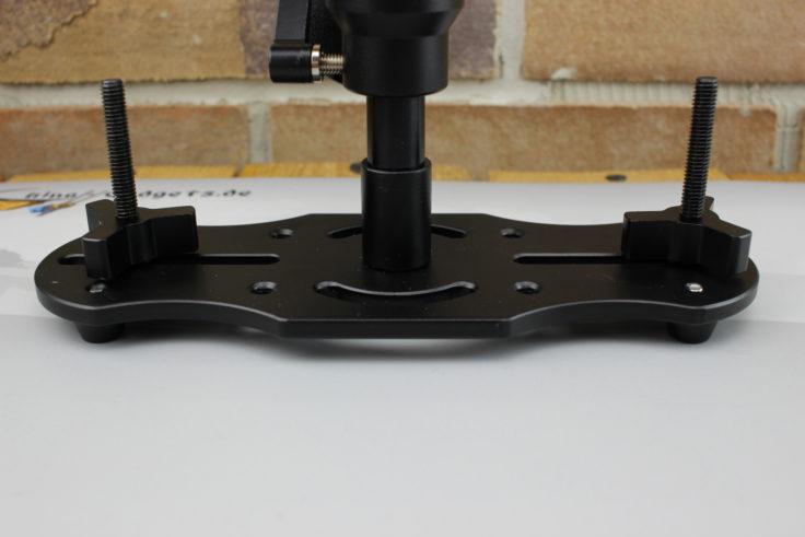 S40 Steadycam Unterseite