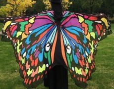 Schmetterlingsumhang