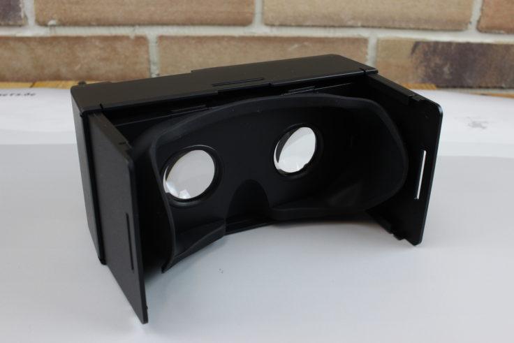 Smartphone Vernee Apollo VR Brille