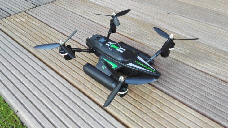Amphibische Drohne WLtoys Q353