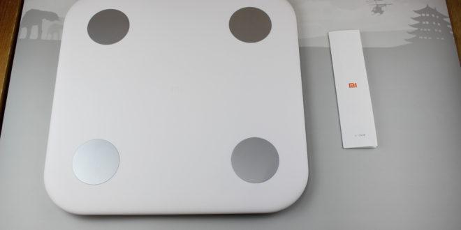 Testbericht: Xiaomi Mi Scale V2