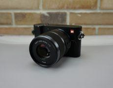 YI-M1 Systemkamera