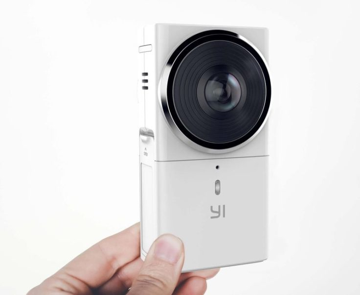 Yi 360 VR weiß