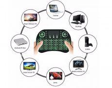 Fernbedienung & Tastatur für Android Box