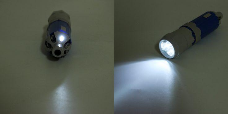 Aurora 8-in-1 Schraubendreher Lampen