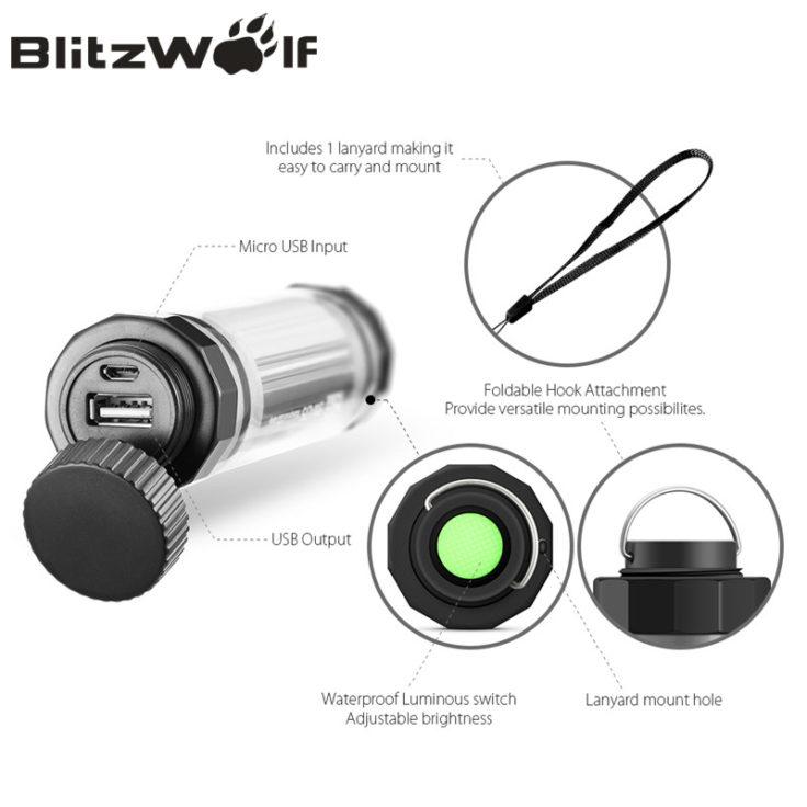 Blitzwolf BW-LT5 Pro