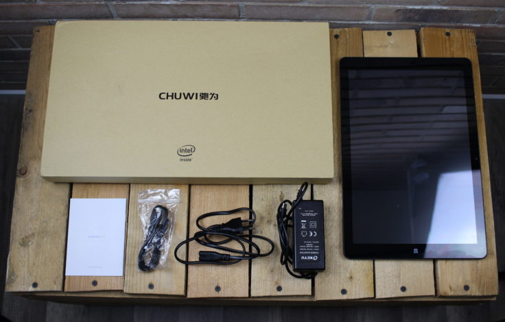CHUWI Hi13 3K Windows-Tablet Lieferumfang