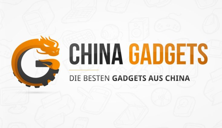 China Gadgets Logo Neu