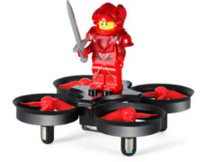 Eachine E011 Mini-Quadcopter LEGO