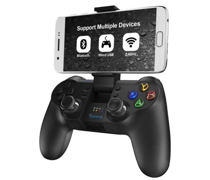 GameSir T1s Enhanced Edition Bluetooth Gamepad