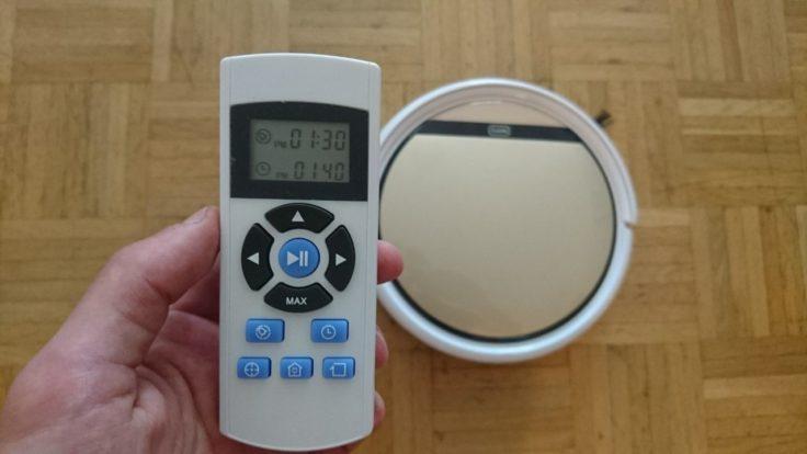 ILIFE V5S Pro Saugroboter Fernbedienung