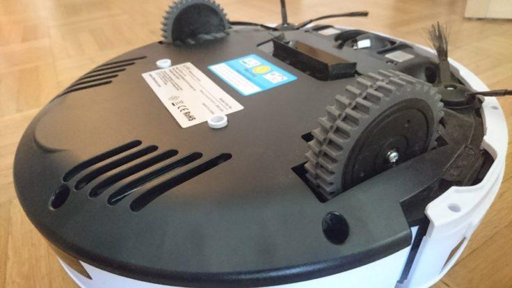 ILIFE V5S Pro Saugroboter Reifen