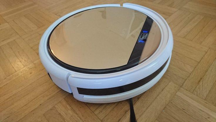 ILIFE V5S Pro Saugroboter Verarbeitung