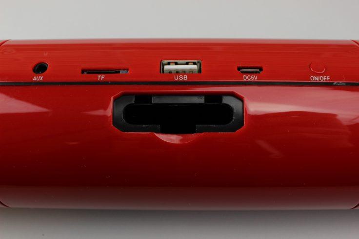 JKR KR - 8800 Akkuschacht