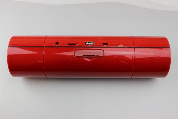 JKR KR - 8800 Anschlüsse