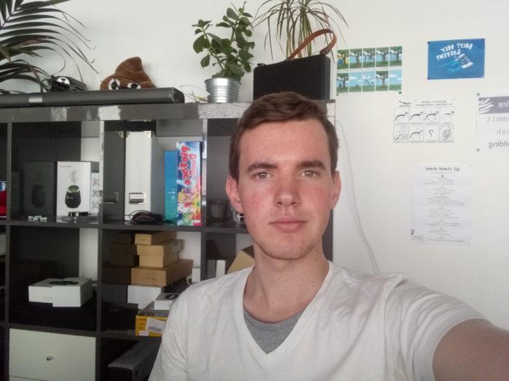 K6000 Plus Selfie