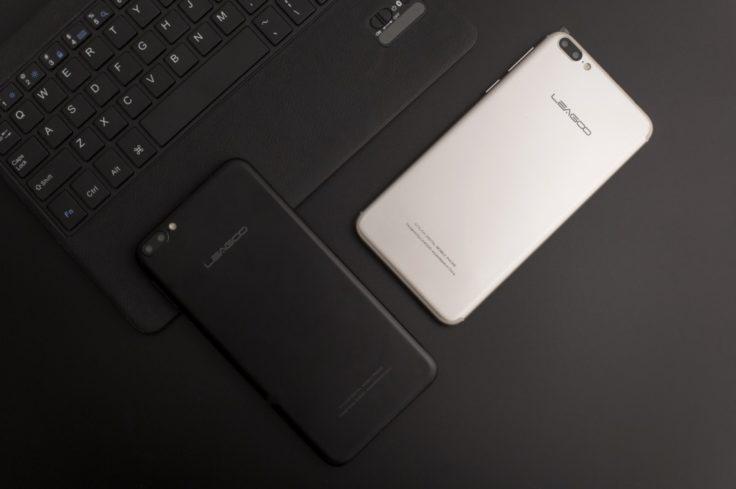 Leagoo M7 Smartphone Rückseite