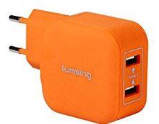 Lumsing USB Ladegerät