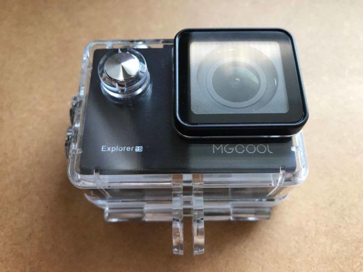 MGCOOL Explorer 1S 4K Actioncam