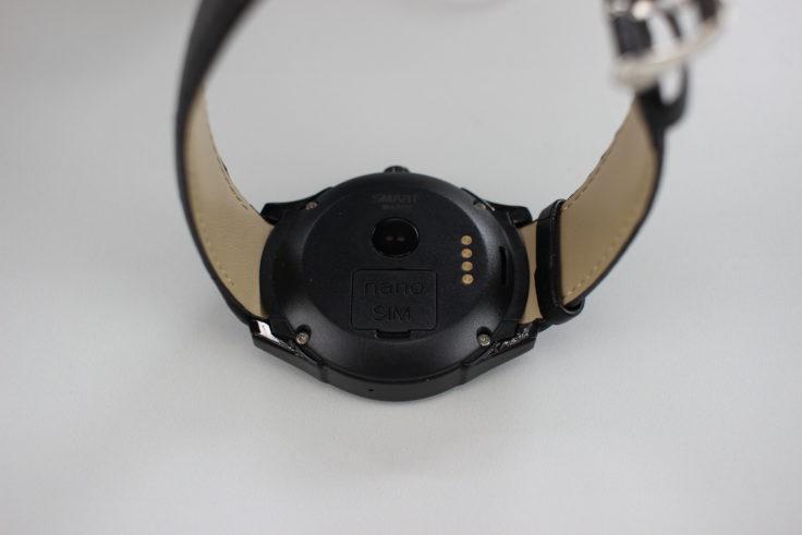 NO.1 D7 Smartwatch Rückseite