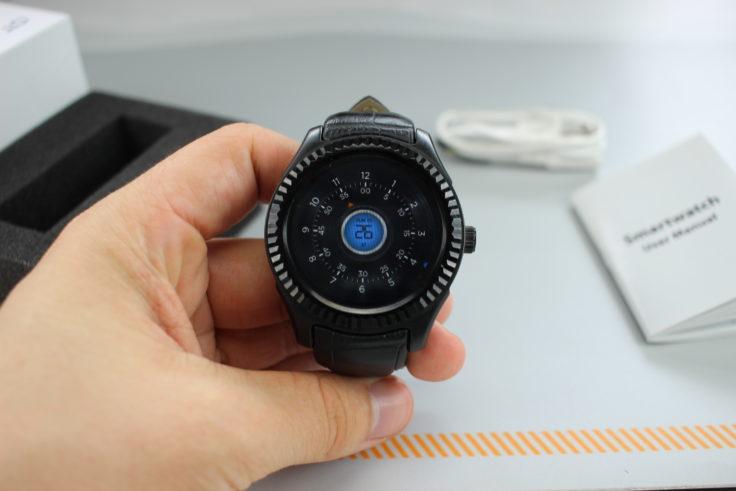 No.1 D7 Smartwatch Watch Face