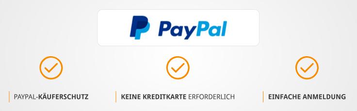 registrierung paypal