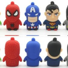 Superhelden USB-Sticks