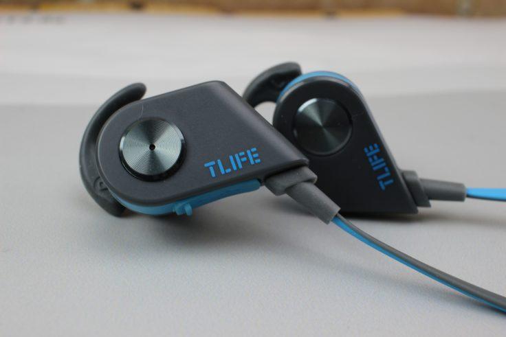 TLIFE V8 PRO Knopf